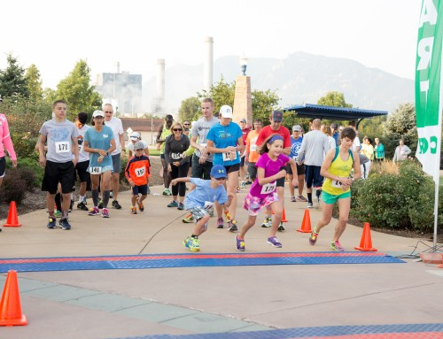 IREM Charity Run 2015 benefiting Children's Hospital Colorado